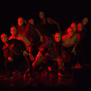 DANS in teatru